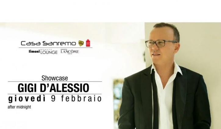 Showcase – Gigi d'Alessio